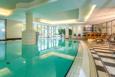 Schwimmbad Dorint Hotel Sanssouci in Potsdam