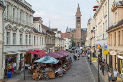Brandenbuger Straße in Potsdam