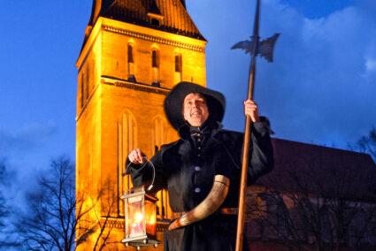Nachtwächter in Rostock