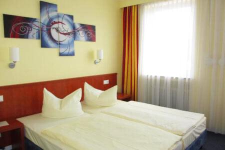 Zimmer im Parkhotel Rüdesheim