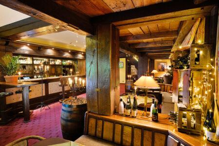 Restaurant im Sauerland Alpin Hotel in Schmallenberg