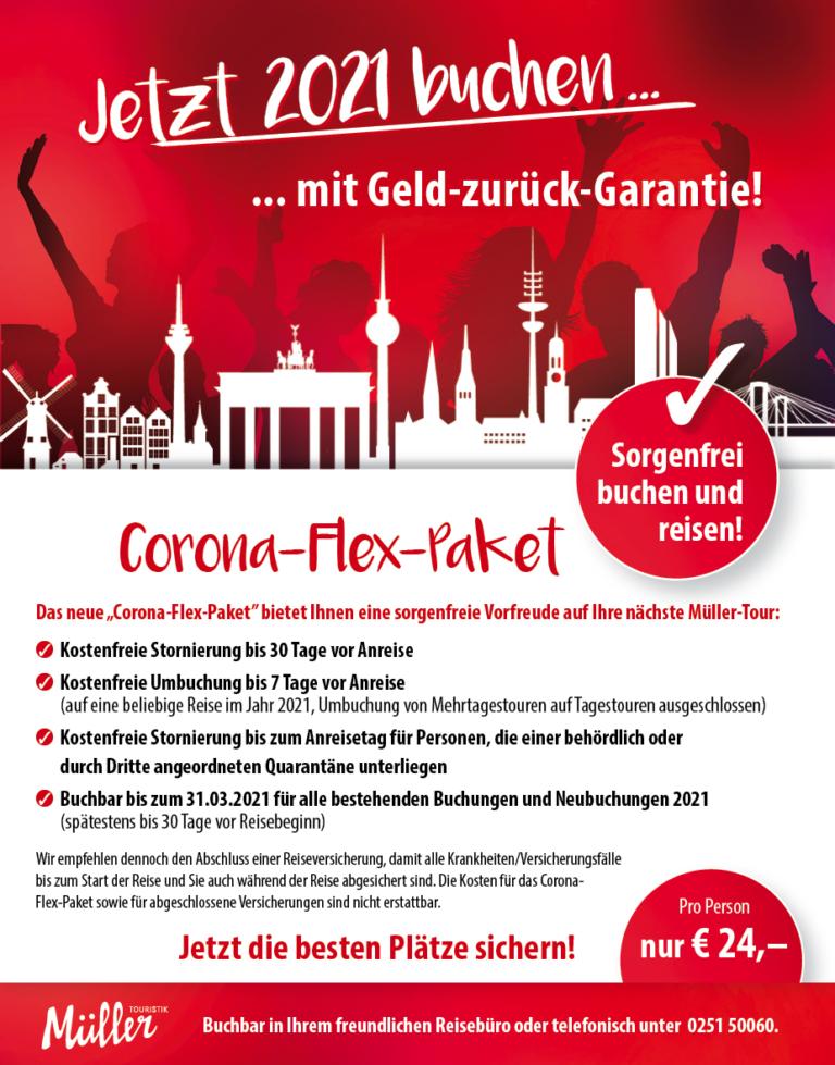 Corona Flex Paket