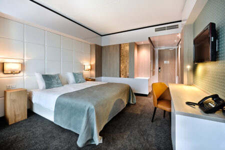 Zimmer im Van der Valk Hotel Tiel