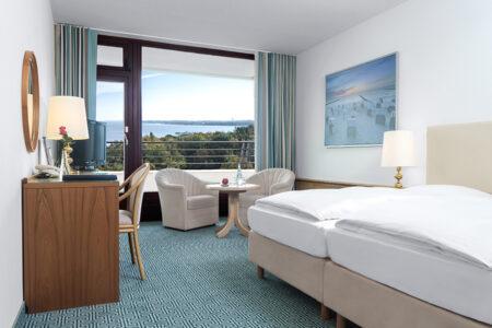 Zimmer im Maritim Club Hotel Timmendorfer Strand