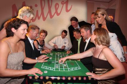 Casinoabend in Timmendorf