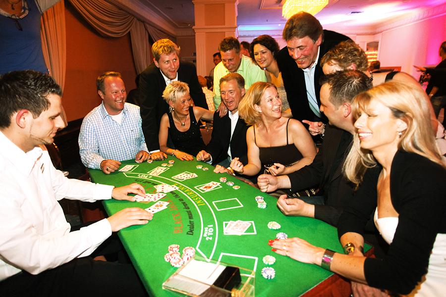 Spaß beim Casinoabend in Timmendorf