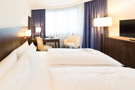 Zimmer im Best Western Hotel Trier City