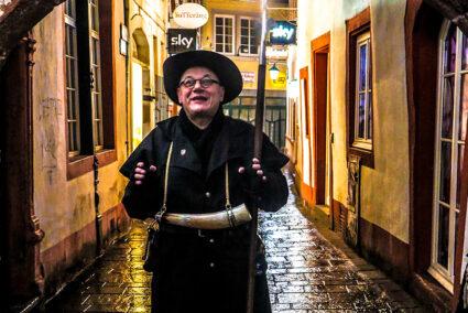 Nachtwächter in Trier