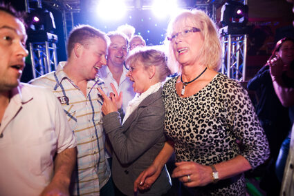 Party im Wangerland