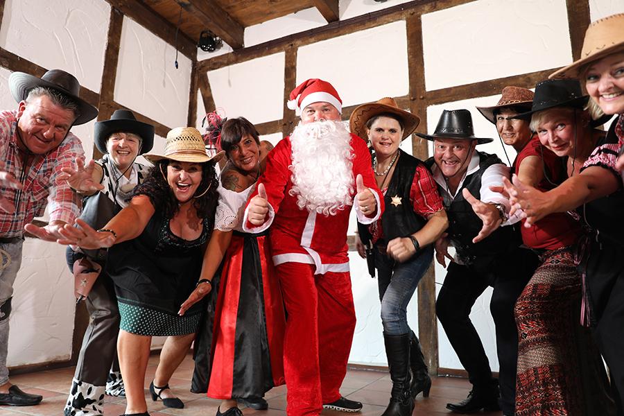 Wild-West-Weihnachten im Wangerland