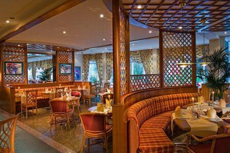 Restaurant im Hotel Ramada by Wyndham Weimar