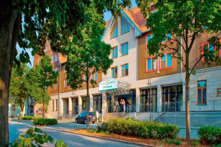 Außenansicht vom Hotel HKK Wernigerode