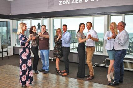Tanzworkshop mit Meerblick in Wijk aan Zee