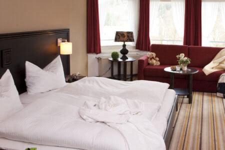 Zimmer im Hotel am Park in Willingen