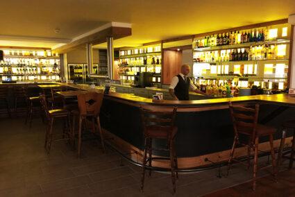 Hotelbar im Hotel-Resort Der Schöne Asten in Winterberg