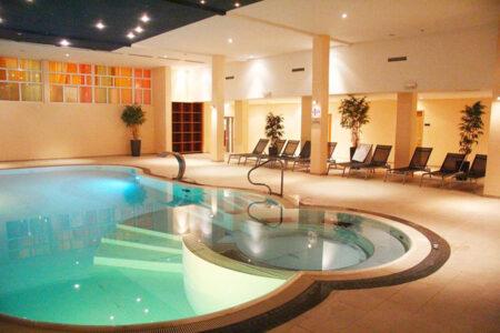 Wellnessbereich im Hotel-Resort Der schöne Asten in Winterberg
