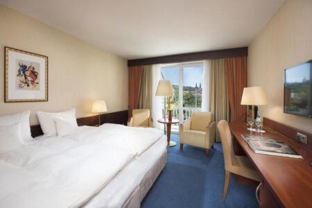 ZImmer im Maritim Hotel Würzburg