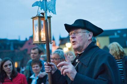 Nachtwächterführung durch Würzburg