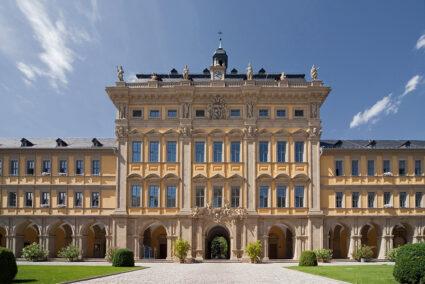Außenansicht Juliusspital in Würzburg